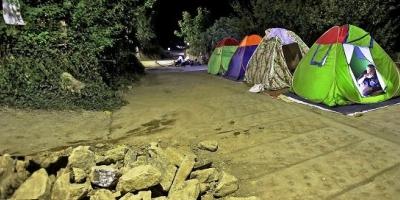 روستاهای زلزلهزده گلستان چشم انتظار کمک