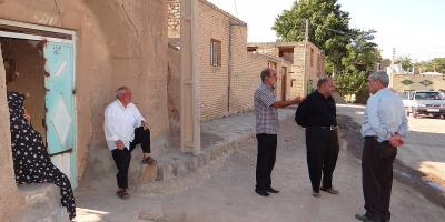 روستای اسپارت اصفهان آب خوردن ندارد
