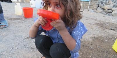 فارس من | آبفار: روستای«گیت» درمیان آبرسانی شد