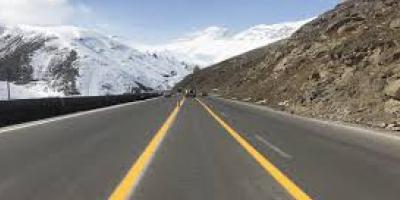 جادهای که تنها 12 ساعت پس از افتتاح مسدود شد