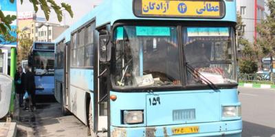 انتقاد اتوبوسرانان از عدم هزینهکرد یارانه برای نوسازی اتوبوسهای ارومیه