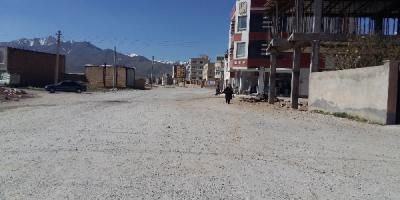 شهرک نیروی انتظامی قروه هیچ امکانات شهری ندارد