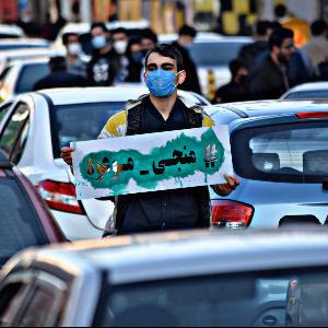 حرکت کاروان شادی و جشن نیمه شعبان در تبریز با رعایت اصول بهداشتی