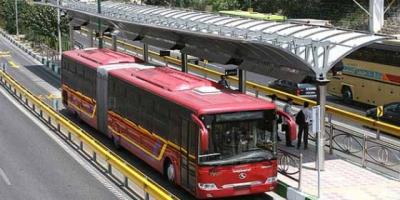اتوبوسهای brt تبریز را افزایش دهید