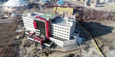 بلاتکلیفی ۱60 کادر درمان بیمارستان جامع زنان ارومیه