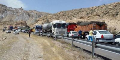 اصلاح و بهسازی جاده ناایمن عسلویه به فیروزآباد