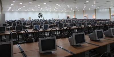قطعی برق و مشکلات سایت آموزش آنلاین دانشگاه زابل