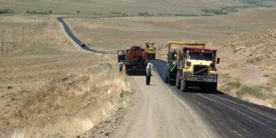 روستای زیوه اردبیل محروم از راه جاده و آسفالت