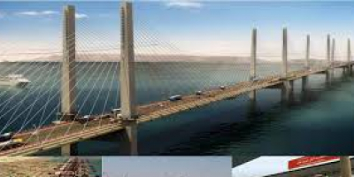 پل خلیج فارس قشم کی تکمیل میشود؟