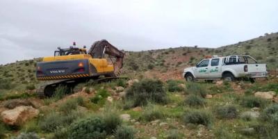 درخواست برخورد با تخریبگران اراضی ملی در استان فارس