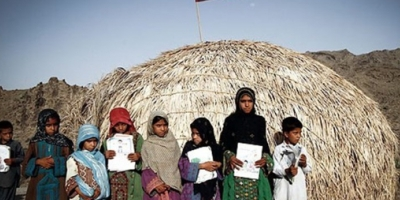 مدارس کپری بلوچستان کی جمع می شوند؟