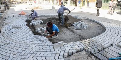 قدردانی از شهرداری قم برای اجرای پیادهراه انقلاب