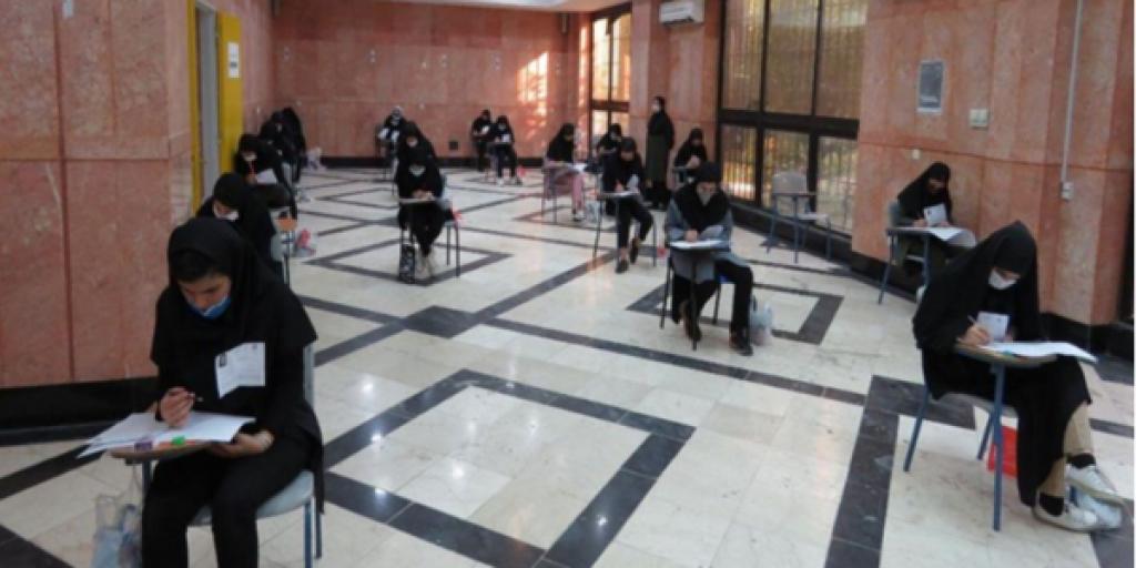تعویق امتحانات نهایی تا بهبود شرایط کرونا همانند سایر آزمونها>         </div>         <div class=