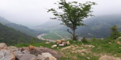 ارتفاعات شهرستان رامیان