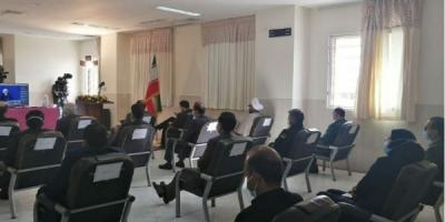 بیمارستان سینای زرند به دستور رئیس جمهور افتتاح شد