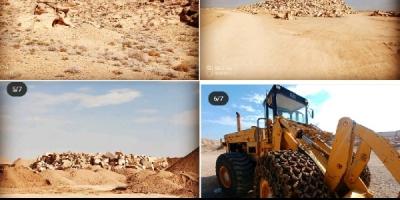 حال ناخوش منابع طبیعی منطقه عیش اعلای ابرکوه