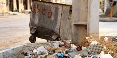 خرید سطل زباله برای شهرک امام سجاد شهرستان نهاوند