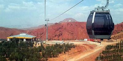ساخت تلهکابین برای بام زنجان گاوازنگ