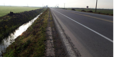 جاده گهرباران شهرستان میاندورود نیاز به رسیدگی دارد