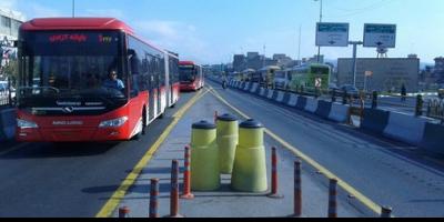خط ویژه اتوبوس و تاکسی