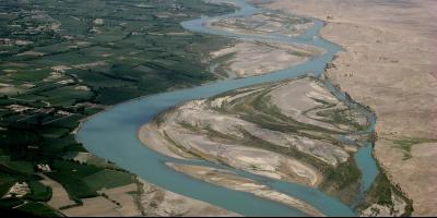 درخواست پیگیری حقابه رودخانه هیرمند