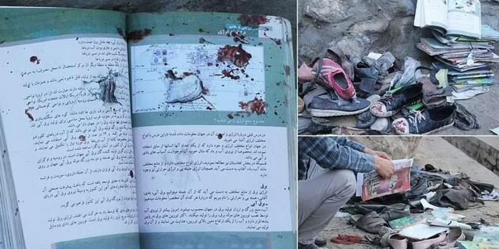 دختران مظلوم افغانستانی به کدام گناه شهید شدند؟>         </div>         <div class=
