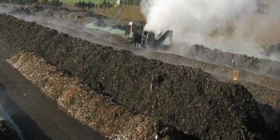 روستای پریوه کرمانشاه نیازمند احداث کارخانه بازیافت زباله است