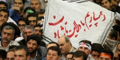 درخواست مردم ورامین برای دیدار با رهبر معظم انقلاب