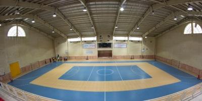 سانس گران سالن ورزشی عبدل آباد ورامین