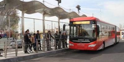 پروتکلهای بهداشتی در اتوبوسهای قزوین رعایت نمیشود