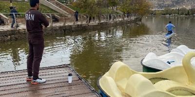 درخواست قایقرانان از شرکت آب منطقهای لرستان
