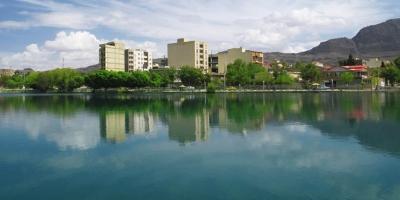 دریاچه کیو محل تمرینات قایقرانان لرستان شد