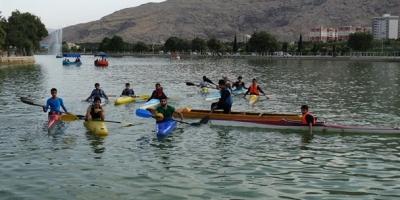 تشکر از مسؤولان دخیل در حل مشکلات قایقرانان استان لرستان