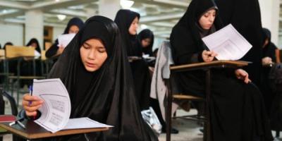 درخواست برگزاری امتحانات غیرحضوری در مدرسه علمیه اردکان