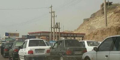 مشکل سوخت بنزین رودبار جنوب کرمان راحل کنید
