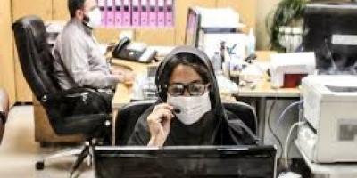 عدم رعایت دورکاری در شرکت پخش فراوردههای نفتی گلستان