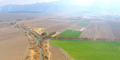 توزیع ناعادلانه آب کشاورزی در مرودشت