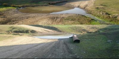 درخواست آسفالت جاده خاکی موران به روستای سلاله