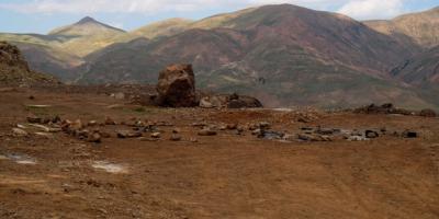 معدن تراورتن آق دره پیشرو در صادرات سنگهای تزیینی