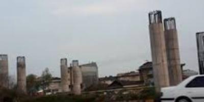پل غیرهمسطح لاهیجان کی به پایان میرسد؟
