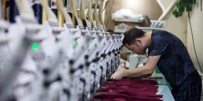 نبود سرمایه و بیمه موانعی بر سر راه تولیدکنندگان پوشاک همدان