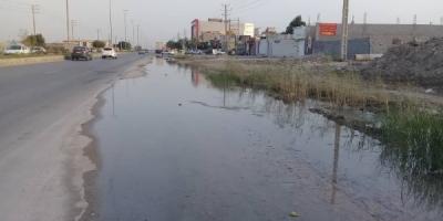 آبهای سطحی محله تنگک بوشهر کی دفع میشود؟