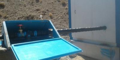 قنات بیجان در روستای صدرا باد ندوشن یزد را نجات دهید