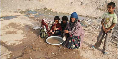 انتظار خوزستانیها بر تأمین آب شرب