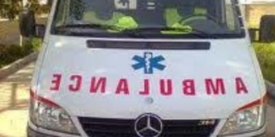 نداشتن تعداد کافی خودرو آمبولانس در زارچ