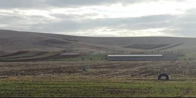 نامشخص بودن زمینهای طرح هادی روستای جاسب به نفع زمینخواران