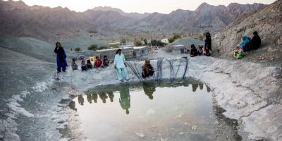بحران بی آبی در روستای گوروی بشاگرد