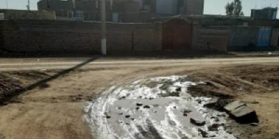 بررسی وضعیت آبرسانی و آسفالت شهرستان بمپور سیستان و بلوچستان