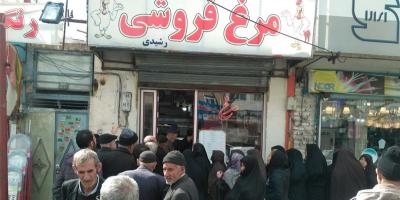 کمبود مرغ در بازارهای استان کهگیلویه و بویراحمد