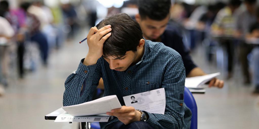 امتحانات نهایی خرداد مجازی برگزار شود>         </div>         <div class=